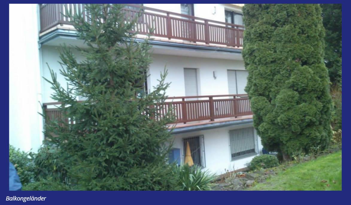 Geländer für Balkone in 67125 Dannstadt-Schauernheim