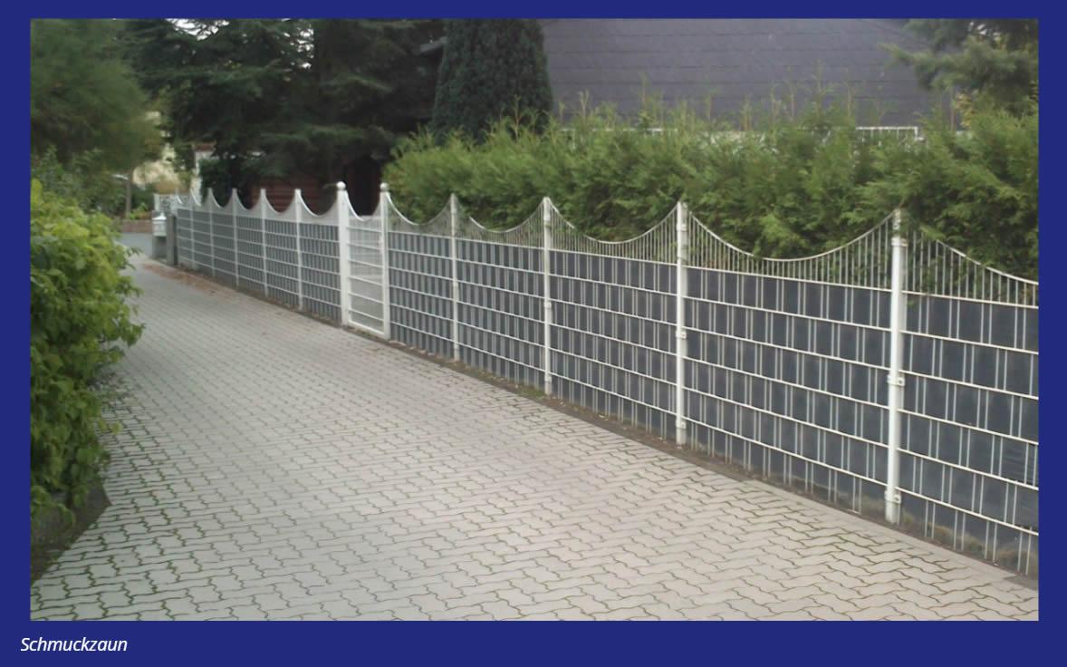 Schmuckzäune für 67489 Kirrweiler (Pfalz)