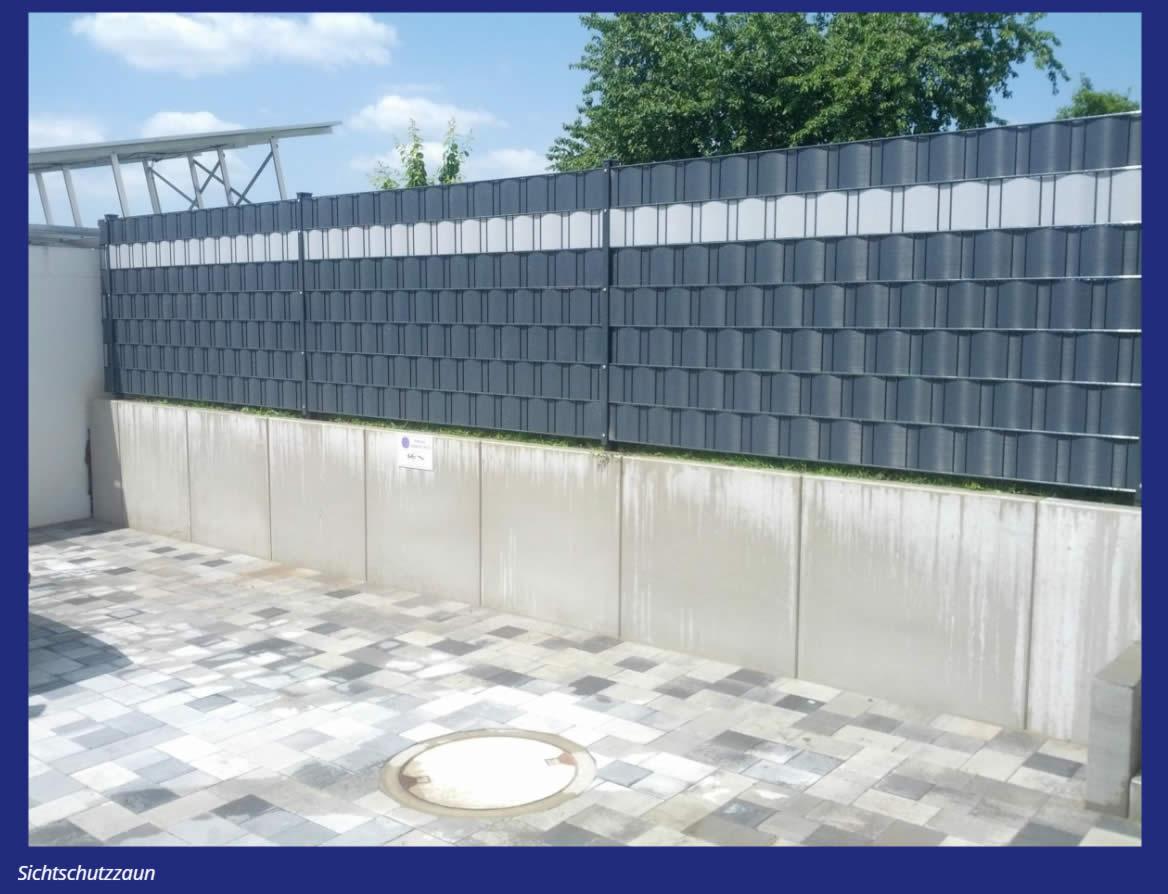 Sichtschutzzaun  67365 Schwegenheim